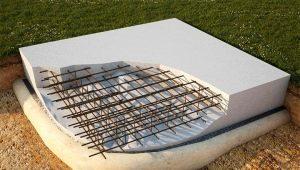 Тонкости расчета фундаментной плиты