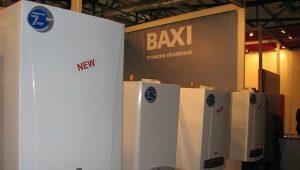 Газовые колонки Baxi: модели и причины их поломок
