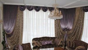 Бархатные шторы – уют с привкусом роскоши