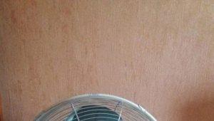 Бытовые вентиляторы: виды, выбор и изготовление своими руками