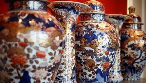 Фарфоровые вазы: виды, дизайн и использование в интерьере