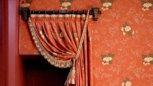 Итальянские шторы: разновидности и особенности дизайна