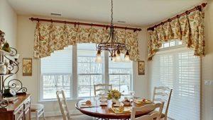 Как подобрать стиль штор к интерьеру?
