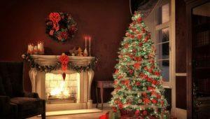 Как украсить ёлку на Новый год?