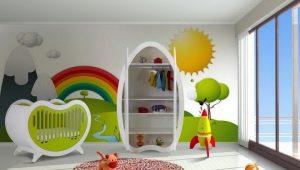 Кроватки-трансформеры для новорожденных: особенности и советы по выбору