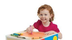 Выбираем стол и стул для ребенка дошкольного возраста