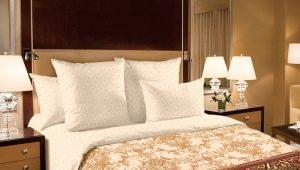 Бязь и сатин для постельного белья: свойства и различия тканей