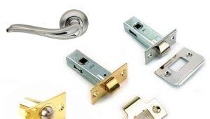 Дверные защелки: виды, устройство и тонкости монтажа