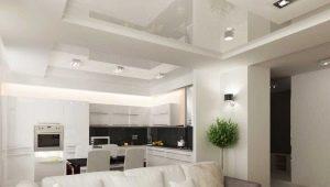Этапы ремонта кухни-гостиной
