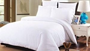 Как выбрать белое постельное белье?