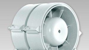 Канальные вентиляторы для круглых воздуховодов: устройство и особенности эксплуатации