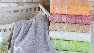 Размеры полотенец: стандартные параметры и предназначение