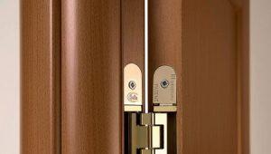 Скрытые петли для дверей: особенности выбора и установки