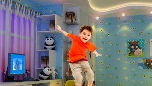 Детские батуты для дома: какие бывают и как выбрать?
