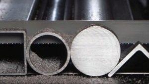 Как выбирать и использовать ленточные пилы по металлу?