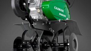 Культиваторы Caiman: особенности, модели и правила эксплуатации