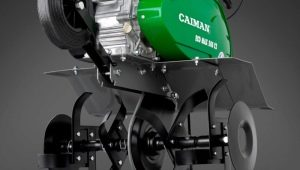 Мотоблоки Caiman: модели и тонкости эксплуатации