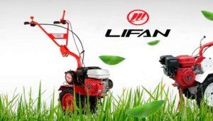 Мотоблоки Lifan: разновидности и особенности эксплуатации