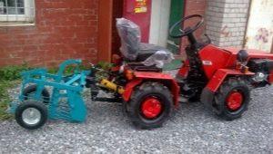 Характеристики и выбор картофелекопалок для мини-трактора