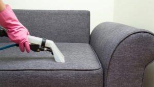 Как выбрать и использовать пароочиститель для мебели?