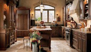 Кухни в английском стиле: характерные черты и особенности