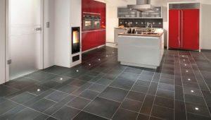 Ламинат под плитку на кухню: особенности и варианты дизайна