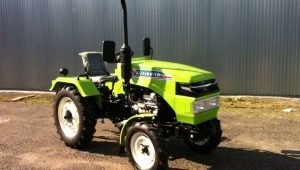Мини-трактора Xingtai: особенности и модельный ряд