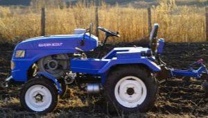 Мини-тракторы «Скаут»: плюсы и минусы, модельный ряд