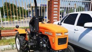 Мини-тракторы «Уралец»: особенности и модельный ряд