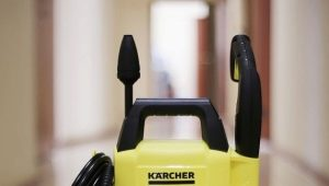 Мойки Karcher для автомобилей: особенности и советы по эксплуатации