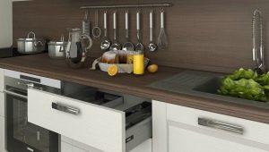 Особенности и тонкости подбора пластиковых столешниц для кухни