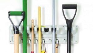 Особенности креплений для лопат