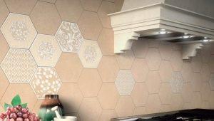 Правила выбора плитки Kerama Marazzi для фартука на кухне