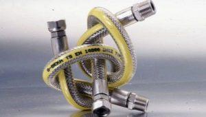 Сильфонный шланг для газа: описание и рекомендации по подключению