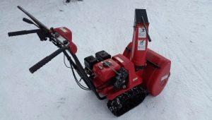 Снегоуборщики Honda: особенности и популярные модели