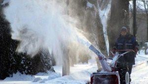Снегоуборщики СМБ «Нева»