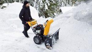 Снегоуборщики Stiga: описание, виды и советы по использованию