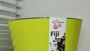 Советы по выбору горшка для цветов InGreen Fiji