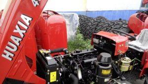 Тонкости выбора дизельных двигателей для мини-трактора