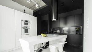 Тонкости зонирования кухни