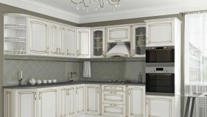Угловые кухни в стиле классика: особенности дизайна и интересные идеи