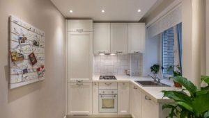 В какой цветовой гамме оформить кухню в «хрущевке»?