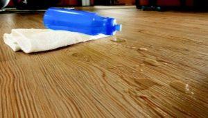 Водостойкий ламинат для кухни: особенности и выбор