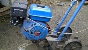 Выбор и установка двигателя на мотокультиватор «Крот»