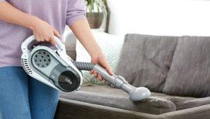 Как выбрать пылесос для мебели?