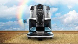 Обзор пылесосов Rainbow