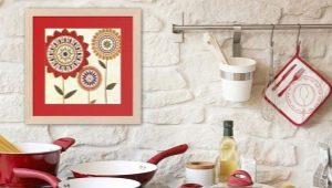 Постеры на кухню: правила выбора для интерьера