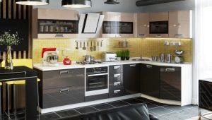 Проектирование гарнитура для кухни