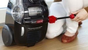 Тонкости ремонта пылесосов Electrolux