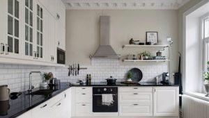 Варианты дизайна кухни площадью 16 кв. м